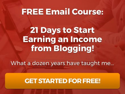 21 Days to Income Blogging
