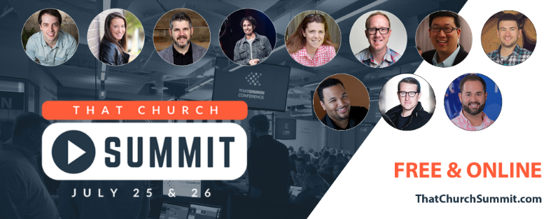 That Church Online Summit